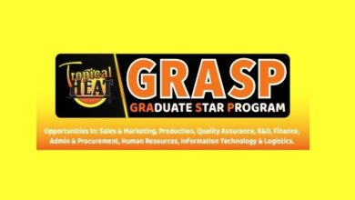 Photo of Internship Alert – Tropical Heat Graduate Star Program