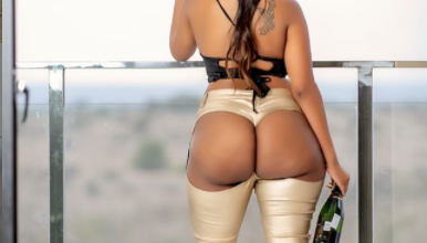 Photo of 7 Kenyan Celebs Who Dared Fans With Bootyless Fashion