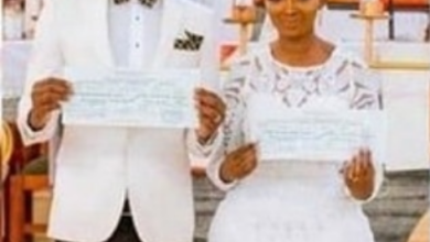 Photo of Exclusive : Never Seen Before Photos Of Anerlisa And Ben Pol Wedding