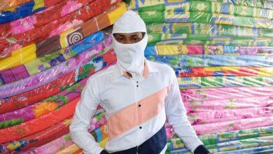 Photo of Kenyan Celebs Having Face-Mask Fashion Game