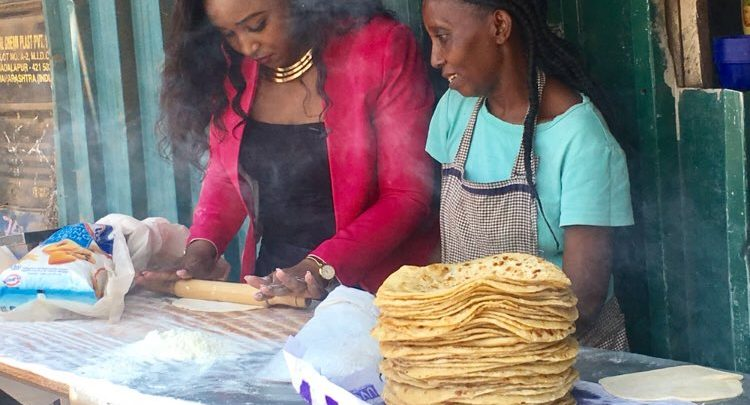Image result for betty kyallo eating