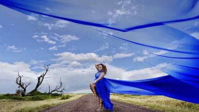 Photo of Betty Kyallo Rocks Flying Dresses