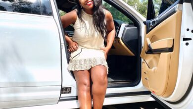 Photo of 5 Speed Machines Betty Kyallo Drives