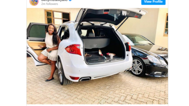 Photo of 5 Photos Of Betty Kyallo's 10 Million Jewel Of Porsche