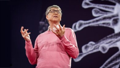 Photo of Bill Gates And Wuhan Lab Private Corona Virus Files Hacked