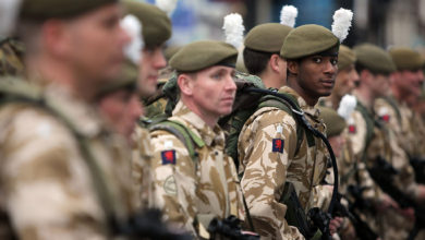 Photo of British Army Recruiting Kenyans Into Their Force In UK- 8,300 Posts Available