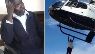 Photo of Bungoma Mourns Local James Bond, Aka Saleh Wanjala
