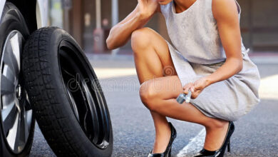 Photo of 9 Simple Steps For Ladies To Fix Flat Tire