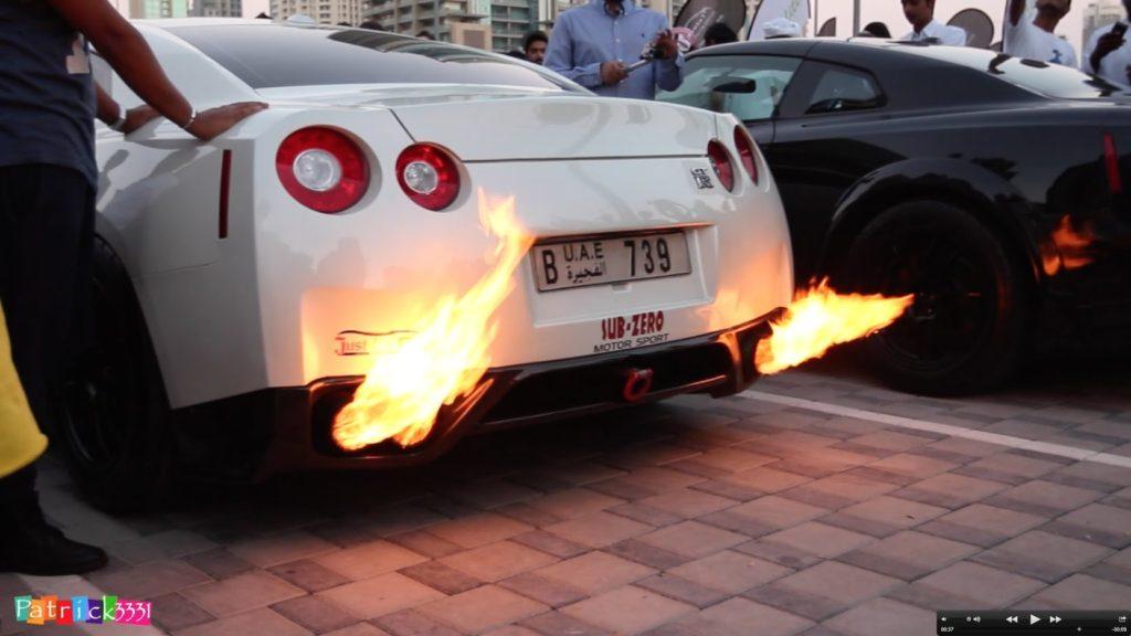 Kenyan Cars Which Spit Flames On Roads Youth Village Kenya