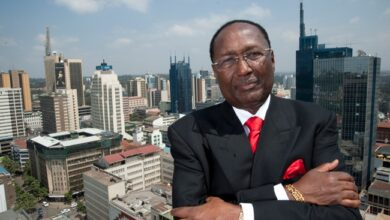 Photo of PICS – Chris Kirubi's Mansion And Expensive Garage