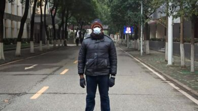 Photo of Kenyan Student In China Defends Chinese Landlords Evicting Africans Over COVID-19 Discrimination Claims
