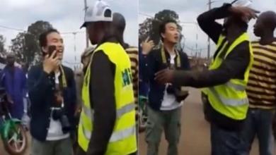 Photo of Kenyans Angered By Video Of Kibera Boda Boda Riders Humiliating Chinese Couple Over Corona Virus