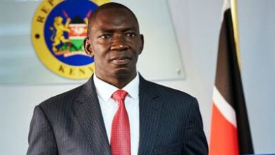Photo of Government Spokesperson Cyrus Oguna Tests COVID-19 Positive