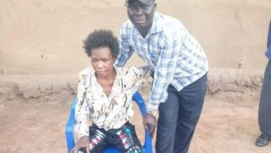 Photo of 10 Heartbreaking Photos Of Late Lady Maureen Moments Before Death