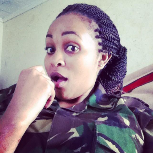 Top 10 List Of Finest Hottest Police Women Kenyan Men Wish
