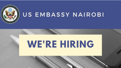 Photo of US Embassy Kenya Hiring