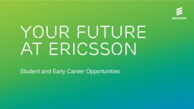 Photo of Ericsson  Graduate Program 2020 Open