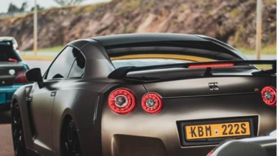 Photo of Photos Of Nissan GTR Speed Jewel Giving Subaru Drivers Sleepless Nights In Nairobi