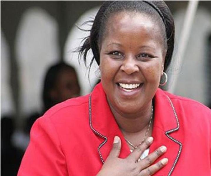 Photo of NTV In Trouble After Running News Of Bishop Margret Wanjiru COVID-19 Test