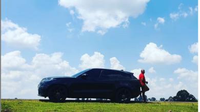 Photo of PICS : Jalang'o Flaunts Brand New Range Rover Velar