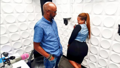 Photo of 8 Photos Of Kenyan Male Celebs Caught Celebrating Big Booties