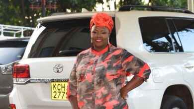 Photo of 5 Female Celebs In Kenya Who Own At Least 5 Jewels Of Automobiles