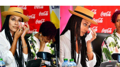 Photo of Why American RnB Star Keri Hilson Shed Tears In Nairobi
