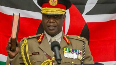 Photo of 10 Facts You Need To Know About Kenya's New Military Boss General Kibochi