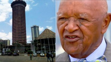 Photo of KICC Architecture Was Inspired By Donkey 'Dick'