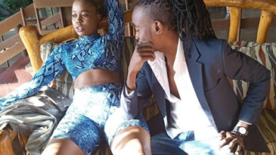 Photo of Photos Of Akuku Danger's Hot And Curvaceous Girlfriend