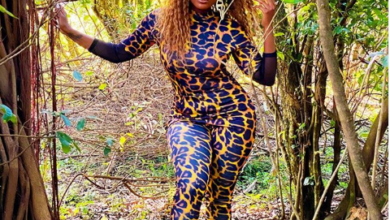 Photo of 14 Kenyan Celebrities Rocking Leopard Print Outfit