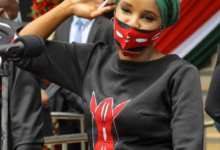 Photo of Lulu Hassan Steals The Show With Mashujaa Day Fashion Point
