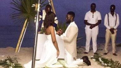 Photo of Kenyan Celebrities Who Tied The Knot In 2020