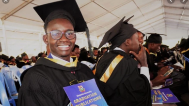 Photo of 10 Kenyan Celebs Who Finished Their Studies Despite Having A Well Paying Talent