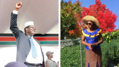 Photo of Why Kenyans Want President Uhuru To Award Miguna Miguna's Wife With State Commendation