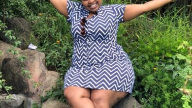 Photo of 10 Photos Of Senator Millicent Omanga Flashing Her Curves In Baby Dresses