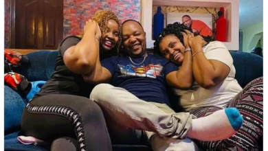 Photo of 7 Kenyan Male Celebs Showing Off Polygamy Couple Goals