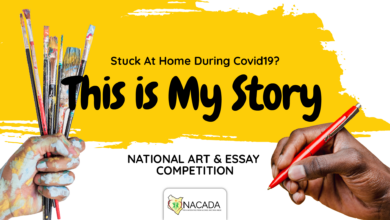Photo of Entries For National Art And Essay Contest Open