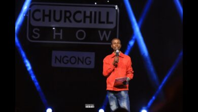 Photo of Comedians Churchill Show Has Lost To Death