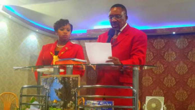 Photo of Revealed – Pastor Ngángá Emotional Outburst Was Sparked When Bishops Reported To Wife  That He Was 'Chewing' On Ushers