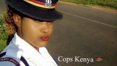 Photo of 10 Cute Female Police With Irresistible Beauty In Kenya