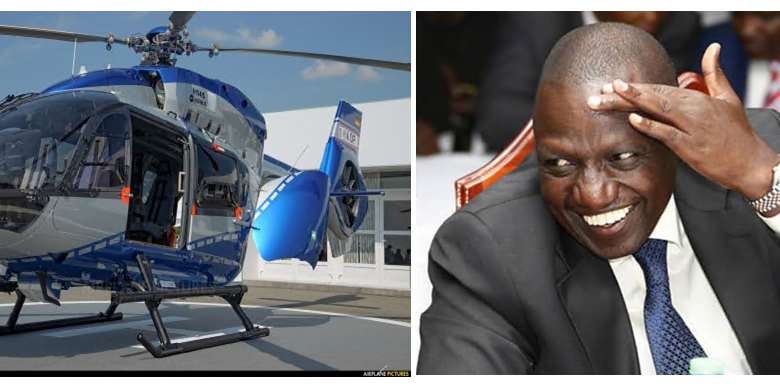 Photos of High-end Choppers owned by 'hustler' DP Ruto