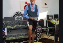 Photo of COVID-19 Fashion: Kenyan Male Celebs Rocking Suits On Shorts