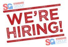 Photo of Open Job Vacancies At The Standard Group