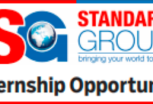 Photo of Internship Opportunity Open At Standard Group