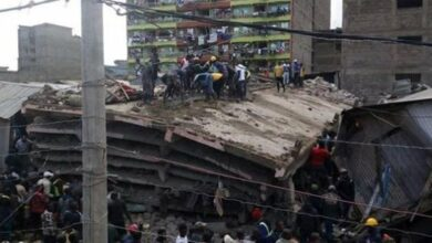 Photo of Heartbreaking Photos From Tassia Building Tragedy