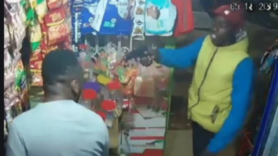 Photo of Nairobi Brave Customer Attacks Two Armed Robbers And Is Shot 8 Times