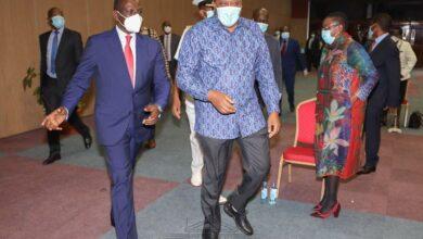 Photo of Major Changes Made By President Uhuru Kenyata During Jubilee Party Meeting