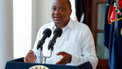 Photo of President Uhuru Update On Reopening Of Schools