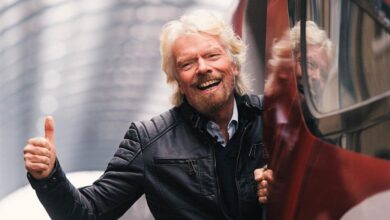 Photo of 7 Keys To Making A Business Work – According To Richard Branson